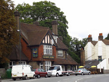 Merton, The Surrey Arms, Surrey © Stephen Craven